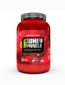 100 % Whey muscle